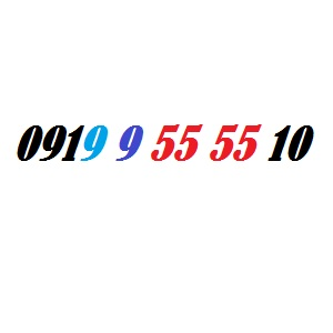 ۰۹۱۹-۹۵۵۵۵-۱۰